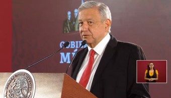 Foto: Andrés Manuel López Obrador, 7 de agosto de 2019, Ciudad de México