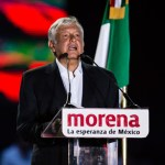 Foto: Andrés Manuel López Obrador, cuando era presidente electo de México, 28 agosto 2019