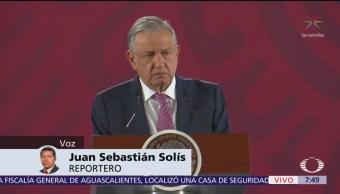 AMLO: Proyecto de Santa Lucía está firme pese a amparos