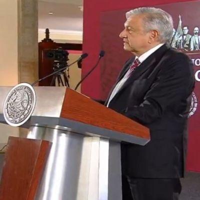 AMLO revela espionaje en su contra; halla cámara sofisticada en Palacio Nacional