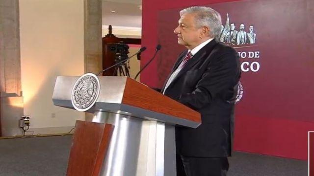 Foto AMLO revela espionaje en su contra; halla cámara sofisticada en despacho de Palacio Nacional 29 agosto 2019