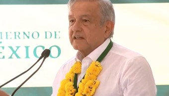 FOTO AMLO visita hospital rural de La Ceiba, en Xicotepec, Puebla (YouTube)