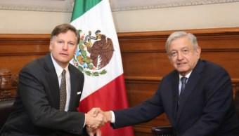 Foto: México presentará cargos por terrorismo en contra del agresor del tiroteo en El Paso, 26 de agosto de 2019 (Twitter @lopezobrador_)