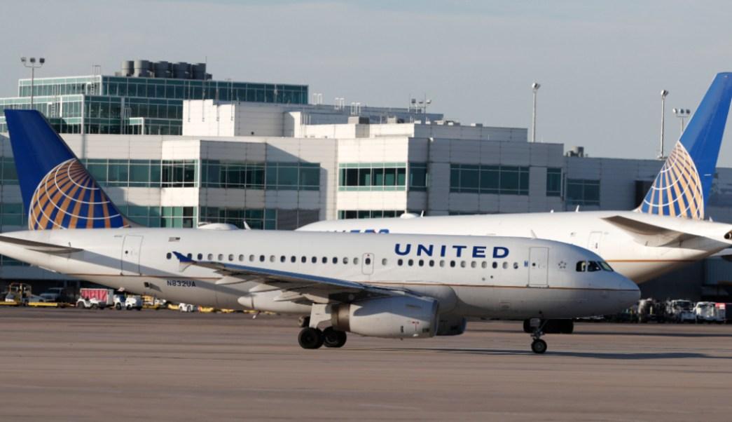 Aviones de United Airlines. (AP, archivo)