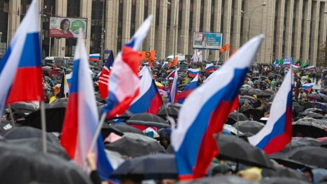 Foto: Putin y el Kremlin han evitado hasta ahora comentar sobre los disturbios, 10 de agosto de 2019, (AP)