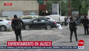 FOTO: Asesinan tres hombres dentro auto Zapopan Jalisco, 21 agosto 2019