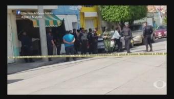 Foto: Ataques Simultáneos Celaya Cuatro Personas Muertas 6 Agosto 2019