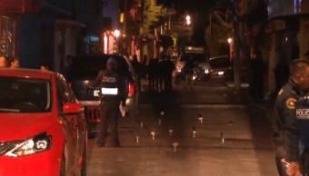 Foto: Policías en Iztapalapa, 30 de agosto de 2019, Ciudad de México