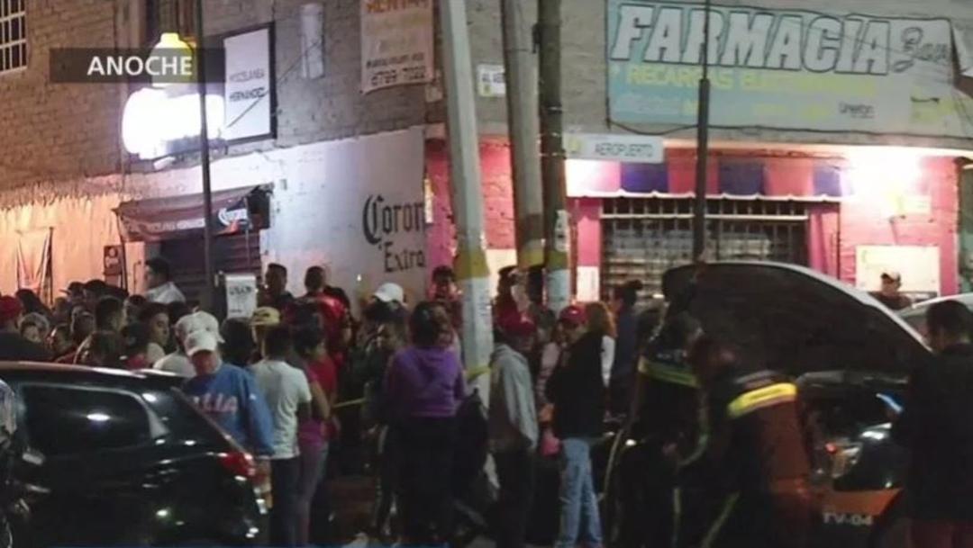 Foto: Un hombre murió y tres más resultaron heridos durante una balacera en ciudad Nezahualcóyotl, Estado de México, 2 agosto 2019