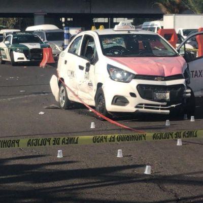 VIDEO: Balacera por robo de taxi deja varios heridos en Aragón, alcaldía GAM