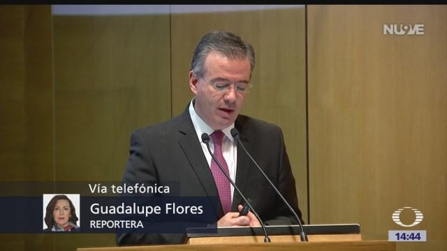 Foto: El Banco de México (Banxico) bajó la tasa de interés y la ubicó en 8 por ciento; no ocurría desde 2014 Banxico Baja Tasa Interés Ubica 8 Porciento