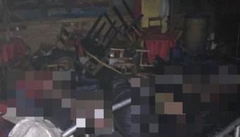 AMLO pedirá a FGR investigar ataque en bar de Coatzacoalcos, Veracruz, 28 agosto 2019