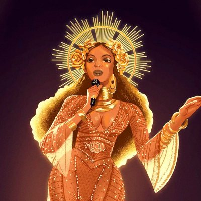 ¿A quién le canta Beyoncé, la intérprete afroamericana más importante de la actualidad?