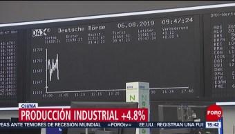 Foto: Bolsa Nueva York Cae Ante Temores Recesión