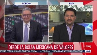 Foto: Bolsa Mexicana Cae Escalada Tensiones Comerciales EEUU-China