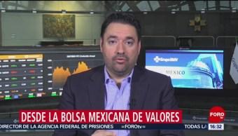 FOTO: Bolsa Mexicana Cierra Este Lunes Con Ganancias 19 agosto 2019
