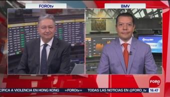 FOTO: Bolsa Mexicana Hila Tres Jornadas Con Ganancias