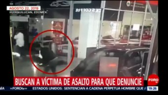 FOTO: Buscan a víctima de asalto en Interlomas para que denuncie, 24 Agosto 2019