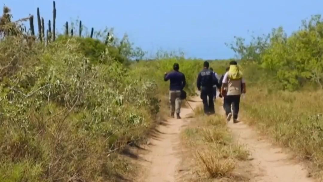 Foto: Búsqueda de personas desaparecidas, agosto 2019, Sinaloa