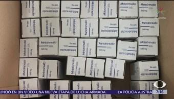Buscan restablecer suministro de Metotrexato en Hospital Infantil