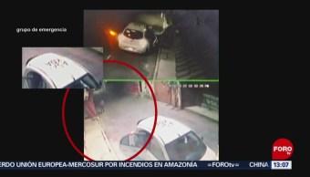 Foto: Video Asalto Mujer Chalco 23 Agosto 2019