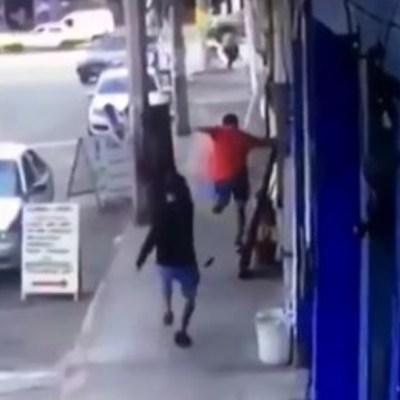 Video: Asesinan a hombre en Acapulco a plena luz del día