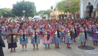 Puebla: Más de 400 mujeres participan en la Carrera de la Tortilla