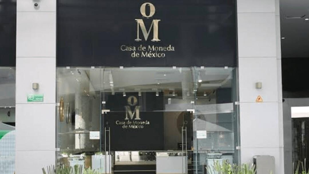 Foto: Casa de Moneda de México, agosto 2019