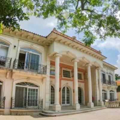 Subastan en 102 millones de pesos casa de Zhenli Ye Gon
