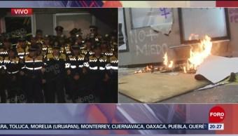 Foto: Cierran Estación Insurgentes Metro Hoy 16 Agosto 2019