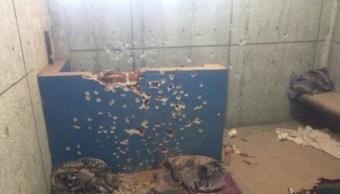 Foto CJNG culpa a 'El Marro' por ataque en separos de Valle de Santiago 7 agosto 2019