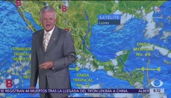 Clima Al Aire: 45 grados en Baja California y Sonora