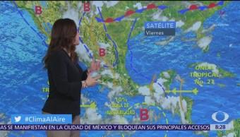 Clima Al Aire: Calor y lluvias en gran parte de México
