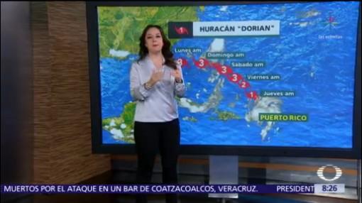 Clima Al Aire: Disminuye potencial de lluvias