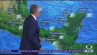 Clima Al Aire: Lluvias intensas en Guerrero y Oaxaca
