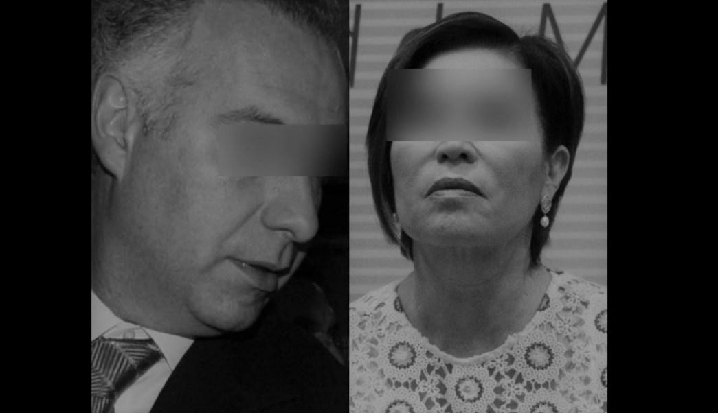 Bienes de Juan Collado y Rosario Robles podrían ser subastados en Los Pinos