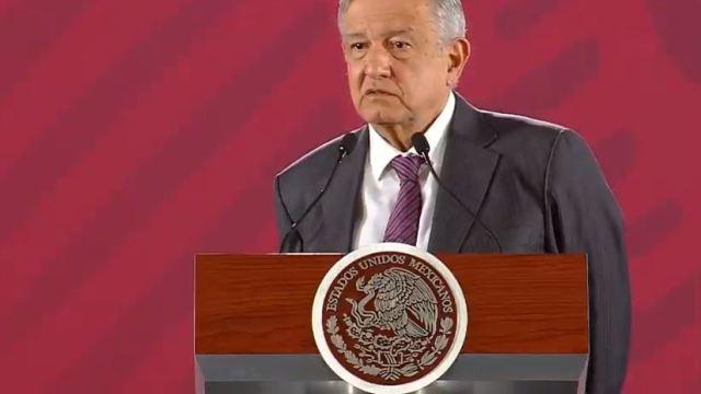 Mensaje del Primer Informe de Gobierno será a las 11 de la mañana, confirma AMLO