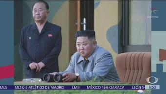 Corea del Norte lanza nuevo sistema de misiles