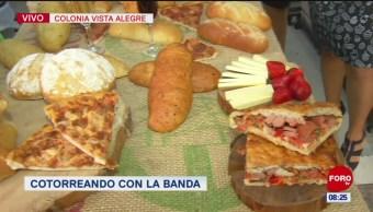 #CotorreandoconlaBanda: 'El Repor' suelto en una panadería