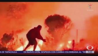 Críticas contra el gobierno de Brasil por incendio en la selva amazónica