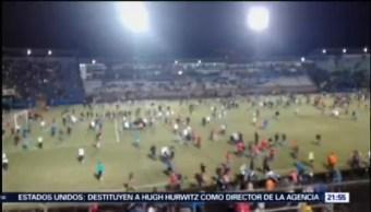 Foto: Muertos Enfrentamiento Partido Futbol Honduras 19 Agosto 2019