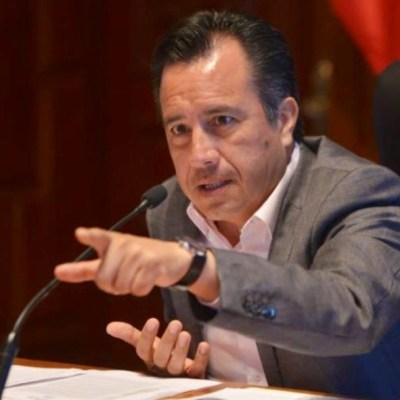 Fiscal de Veracruz protege a cártel de 'La loca', según Cuitláhuac García