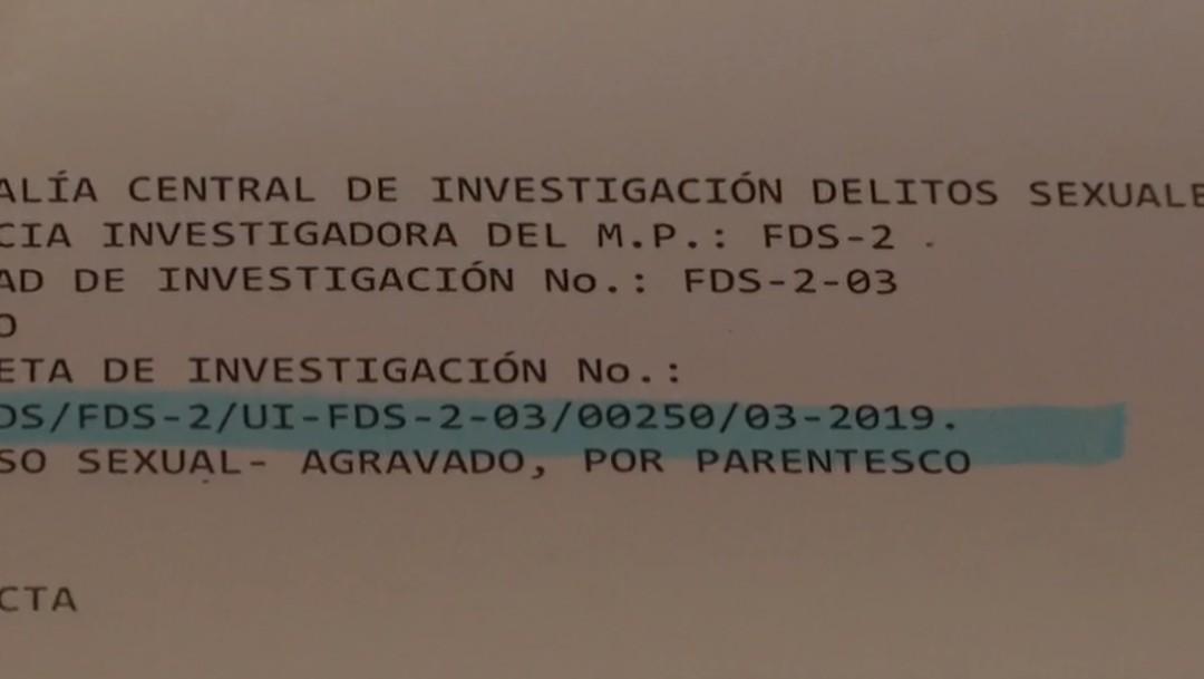 Foto: Denuncian violación de menor, 22 de agosto de 2019, Ciudad de México