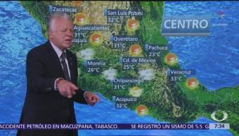 Despierta con Tiempo: Pronostican lluvias vespertinas en CDMX