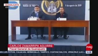 FOTO: Detienen 16 Personas Con Arsenal Guanajuato