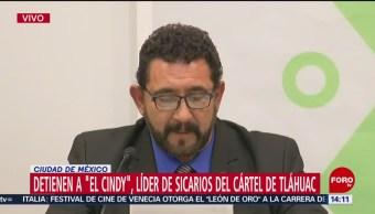 FOTO: Detienen Dos Líderes Cártel Tláhuac, 29 agosto 2019
