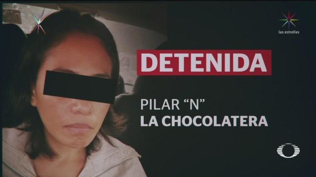 Foto: Detienen La Chocolatera Cdmx Prostituta CDMX 9 Agosto 2019