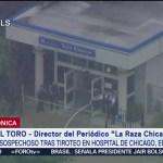 Foto: Detienen Sospechoso Tiroteo Hospital Chicago EEUU