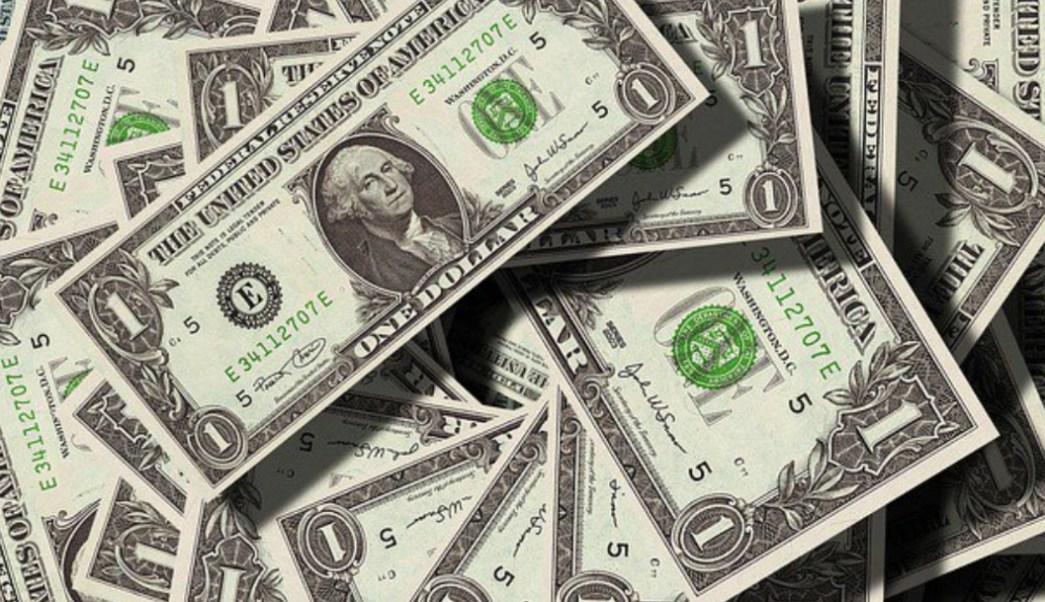 Foto: Dólares estadounidenses, 6 de agosto de 2019, México