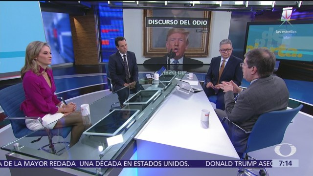 Donald Trump y los tiroteos, el análisis en Despierta